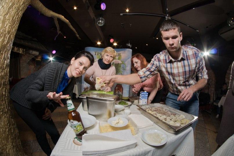 Презентация пива три хмеля от бренда Сибирская Корона