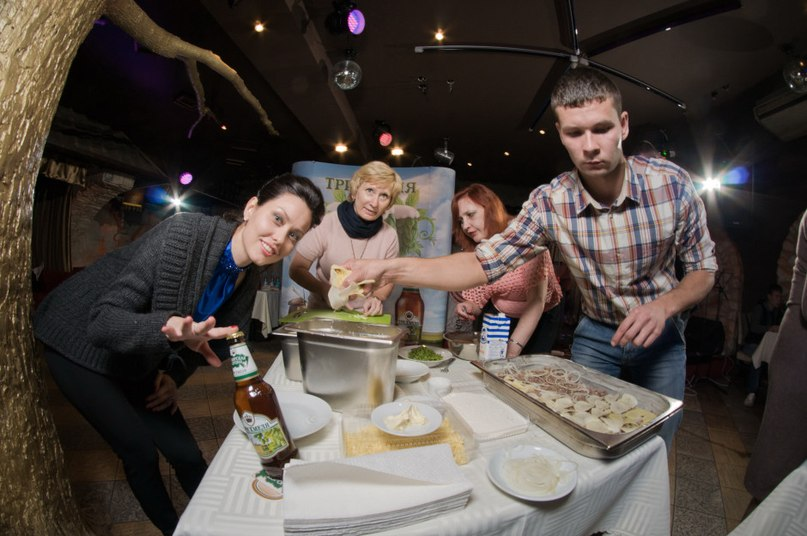 фотограф Челябинск Презентация пива три хмеля от бренда Сибирская Корона