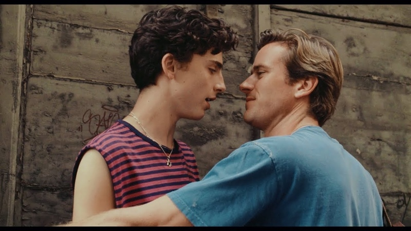 Elio x Oliver | All my love