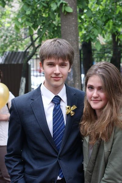 Павел Юхарин, 15 марта 1996, Москва, id15986732