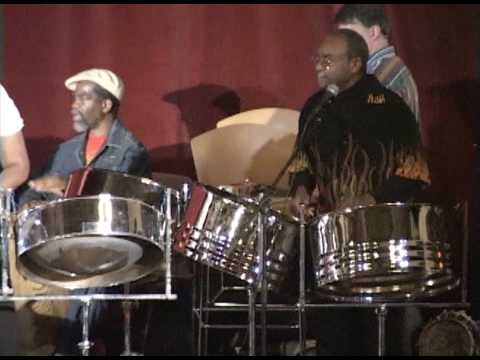 Al St.John's Trinidad and Tobago Steelband