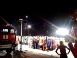 Съёмки фильма Ёлки 3 в Перми. Видео