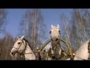 Три белых коня - чародеи