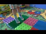Детские ортопедические коврики для профилактики плоскостопия