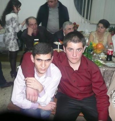 Mher Grigoryan, 25 февраля , id220200385