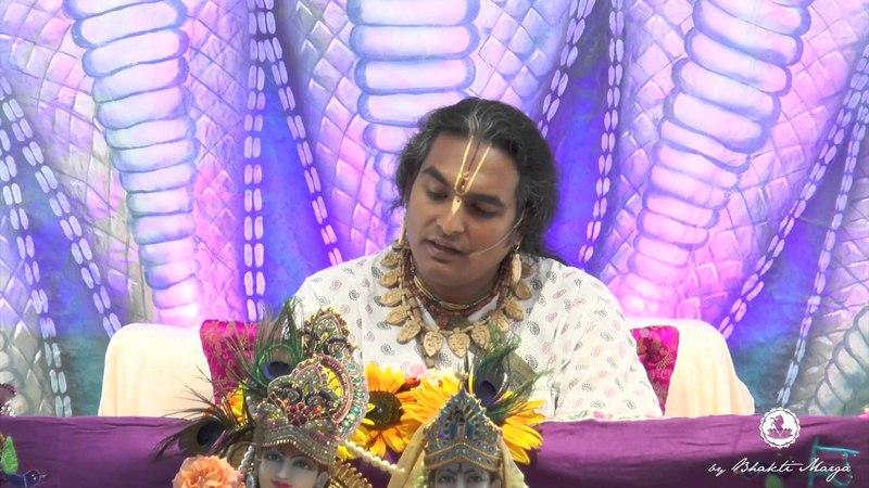 Бхагавад Гита. Глава 8. Стих 5. Комментарии Парамахамсы Шри Свами Вишвананды.
