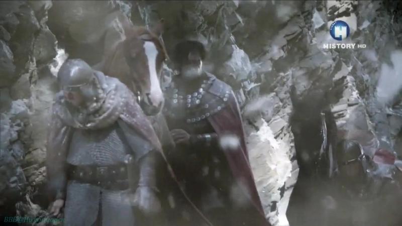 Мифы и правда о Карле Великом . Война с Саксонией - 2 серия