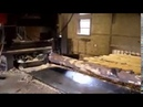 Ağaç kabuğu soyma makinesi ağaç işleme