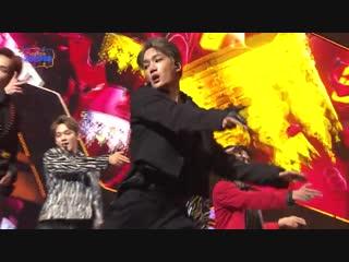 EXO Special ¦ Intro + Sign + Sehun (solo) + Tempo + Love Shot [2018 KBS Song Festival ⁄ 2018.12.28]