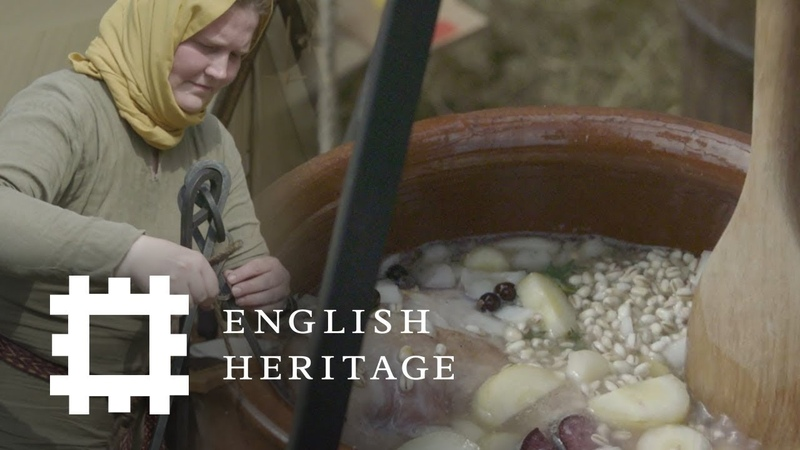 Cooking a Medieval Stew   The Battle of Hastings