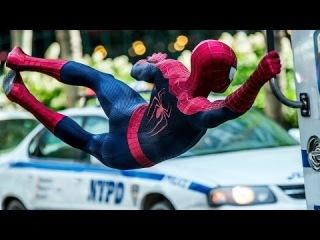 Новый Человек-паук: Высокое напряжение (2014) | Трейлер