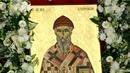 ВМоскву доставили мощи одного изсамых почитаемых христианских святых— Спиридона Тримифунтского