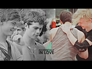 dylan&thomas ✧*:・ accidentally in love.