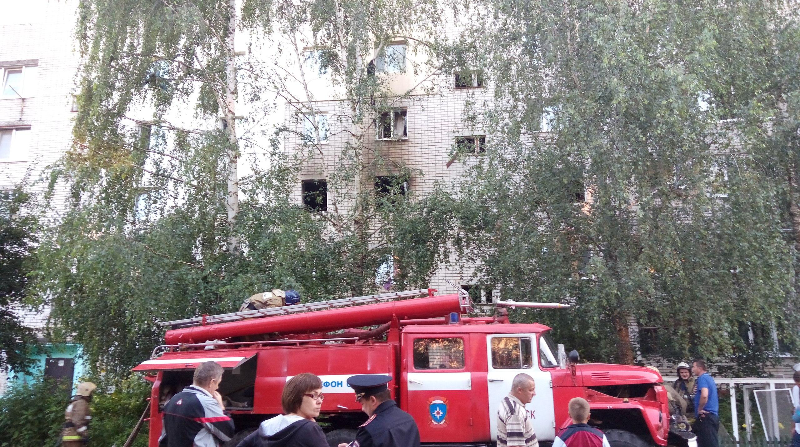Вбрянском поселке Путевка жильцы пострадавших квартир получат подесять тыс. руб.