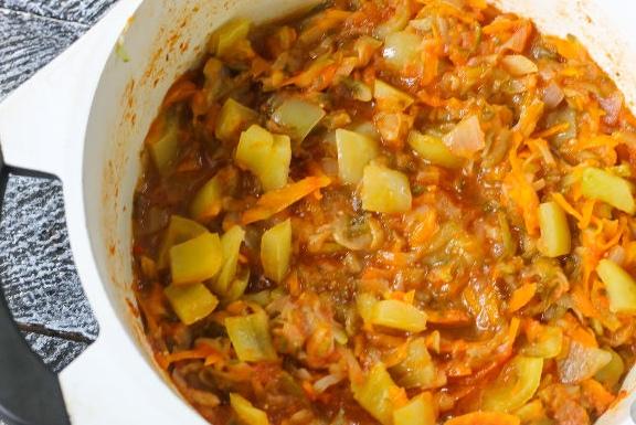 Салат из огурцов (на зиму)