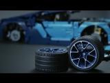 LEGO Technic Bugatti - global launch
