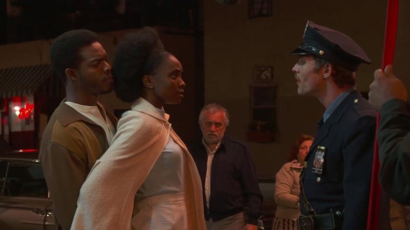 If Beale Street Could Talk - B-roll - Ed Skrein - Officer Bell