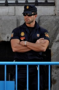 Испанский Полицейский, 13 июля 1986, Тула, id180140165