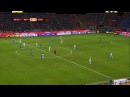 Лига Европы 2014-15 / Группа F / 5-й тур / Интер (Италия) 2-1 Днепр (Украина) 1 тайм