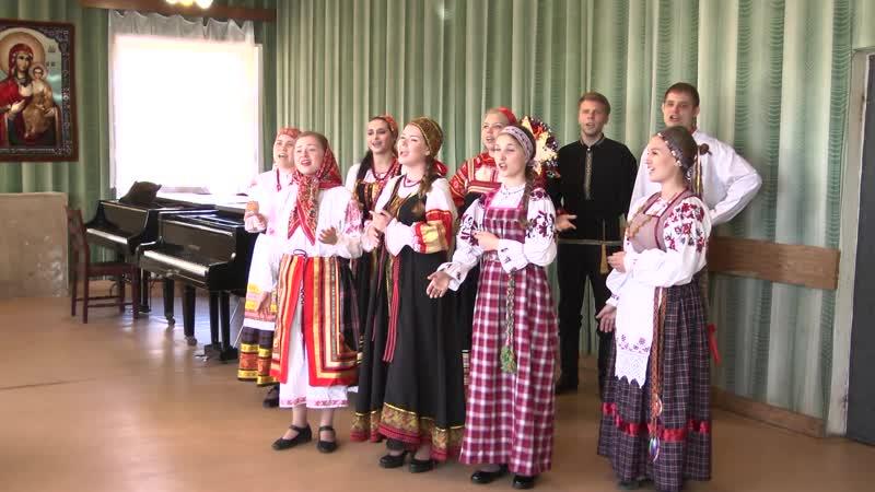 Фольклорный ансамбль КрАсно