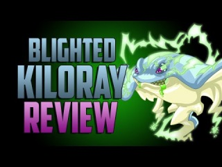 Blighted Kiloray Review - Miscrits VI