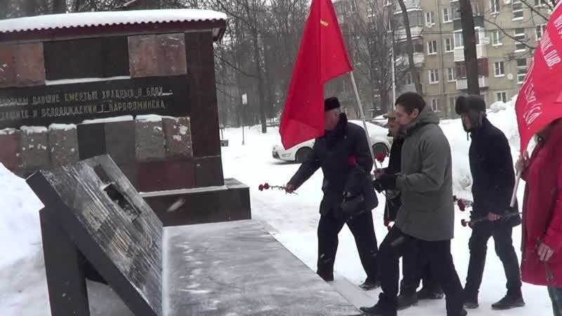 В канун 101 годовщины создания Красной Армии