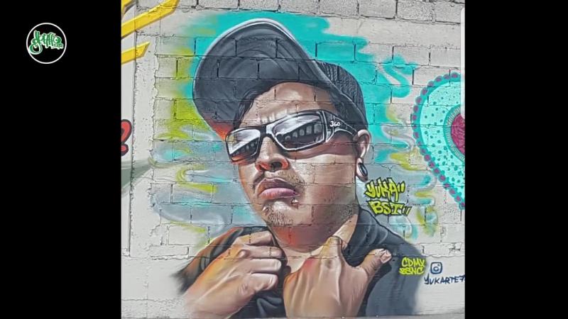 Expo Graffiti Puro pulso