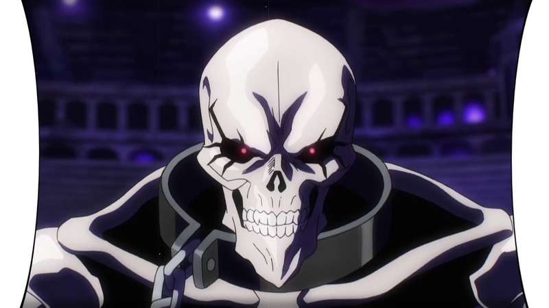 AMV Overlord Aye Julian by ANDRON1UM