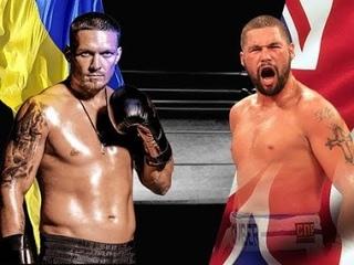 АЛЕКСАНДР УСИК ПОБЕДИЛ ТОНИ БЕЛЬЮ ЖЕСТЬ MMA UFC Весь бой USYK VS BELLEW прямая трансляция