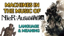Language Meaning in NieR Automata's Music Game Music Discussion