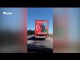 Турок почтил память Национального Героя Азербайджана Мубариза Ибрагимова.