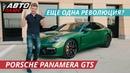 Логичное продолжение линейки Porsche Panamera GTS Наши тесты