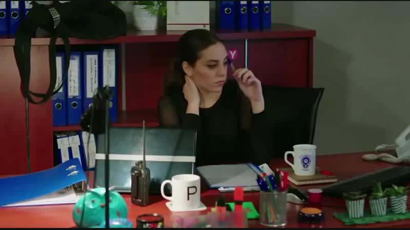 Появление Пелин Кадры из 30ч сериала Грязные деньги и любовь