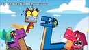 All the transformations of unikitty in angry kitty part two