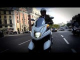 New Yamaha Tricity Multi Wheel Concept Bike Official Movie Full HD