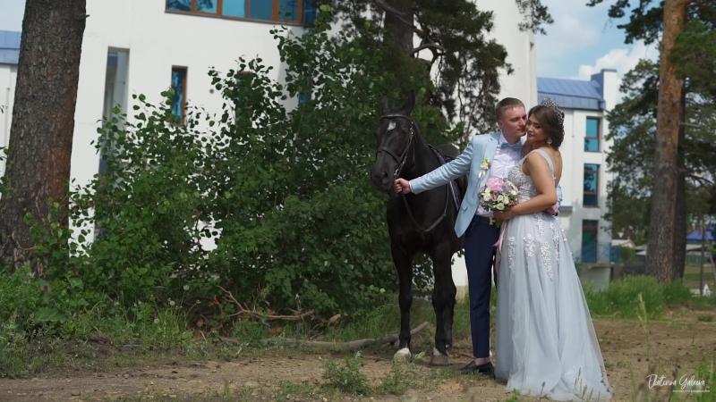 SDE - Свадьба Виталия и Ксении. 15.06.2018