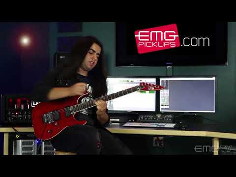 Luis Kalil plays After the Fray on EMGtv