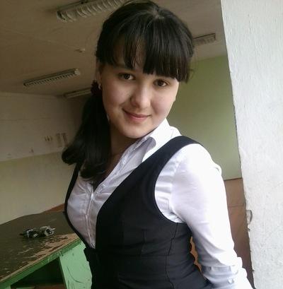 Ирина Сатлайкина, 22 сентября 1997, Пермь, id199970779