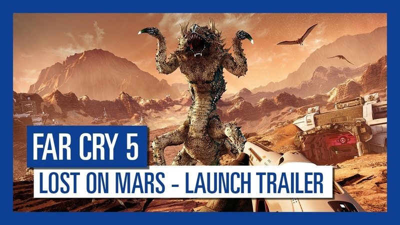 Far Cry 5 Lost On Mars Launch Trailer | Ubisoft