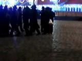 Евреи танцуют на красной площади.The Jews are dancing on the Red Square.