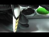 Уроки от чемпионки мира по дизайну ногтей Анны Миллей
