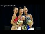Церемония награждения финалов отдельных видов Gran-Prix - Brno, Czech Republic - 13-14.10.18