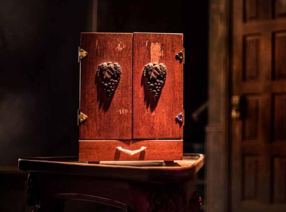 Коробка для Диббука