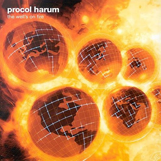 Procol Harum альбом The Well's on Fire