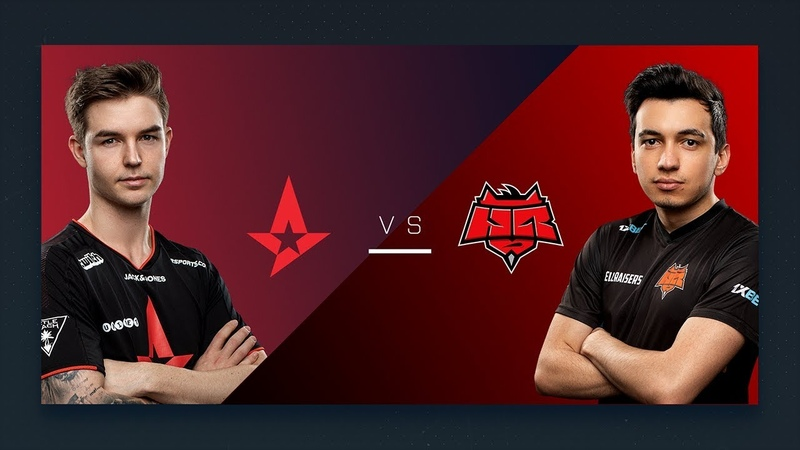 CS:GO - Astralis vs. HellRaisers [Mirage] Map 1 - Group A - ESL Pro League Odense Finals 2018