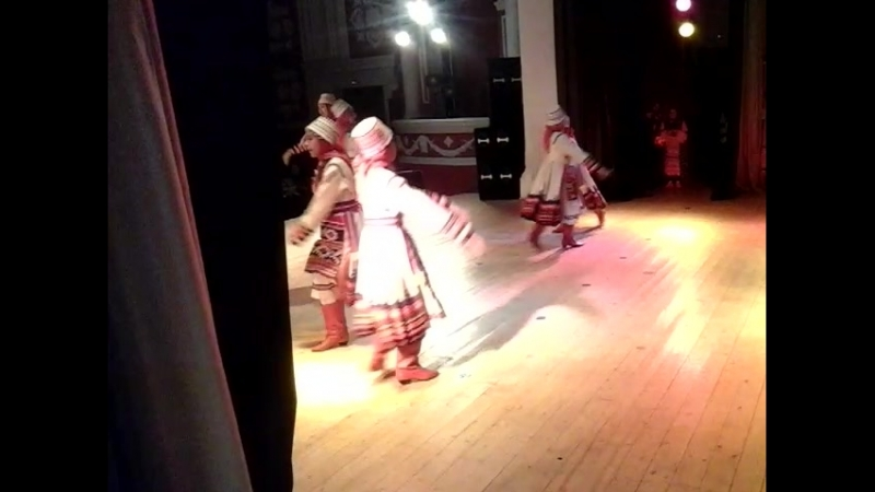 Мордовский танец
