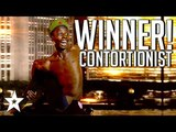 CRAZY CONTORTIONIST Wins Africas Got Talent 2017 | All Performance | Got Talent Global
