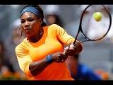 Serena Williams vs Yulia Putintseva Madrid 2013 Highlights