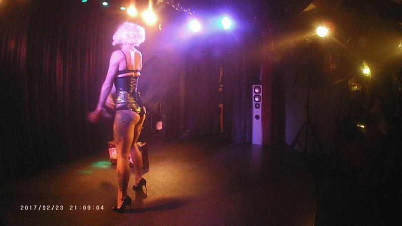 Burlesque - Strong woman - Baby Queen (Tiurenkova)