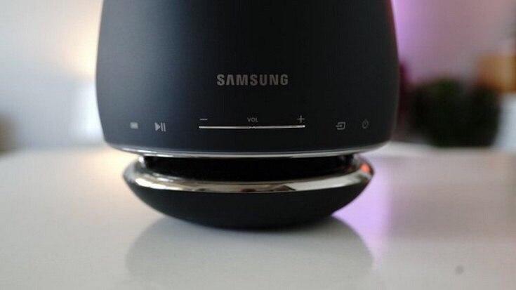 5NdcUkBrlVg Умная акустическая система Samsung разрабатывается совместно с Harman
